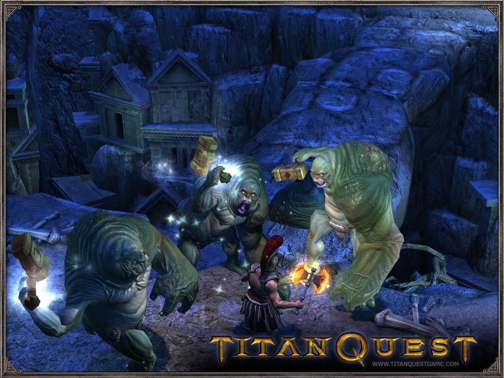 Квест на титана